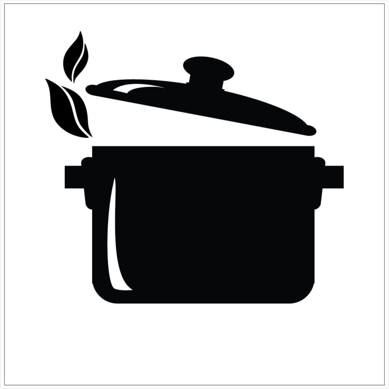 Hot Pot For Kitchen Wall Amp Tiles Decals Home Decoration