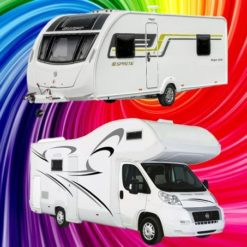 Camper and Motor Home Graphics