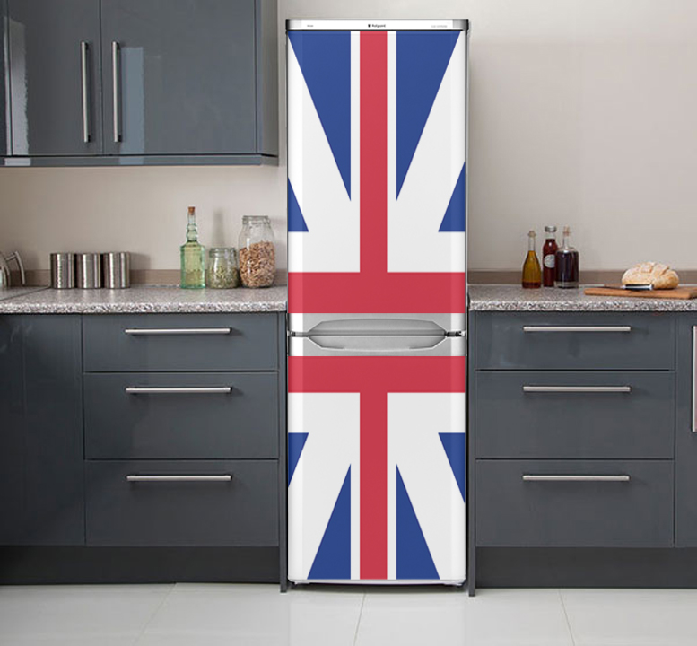 Union Jack Flag Wrap Colourfast Graphics