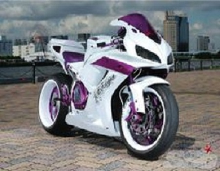 Wrap Pearlescent Colourfast Graphics