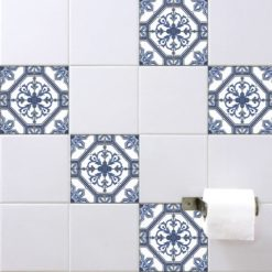 Pattern and Colour Tile Stickers
